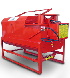 Model 115 Gal Skid Mounted Patch Kettle